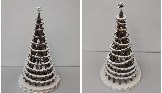 ダンボール・クリスマスツリー【2020年】